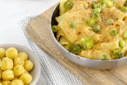 recette de mac & cheese vegan