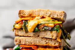 Recette de sandwich toasté